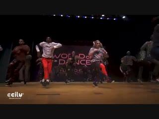 Phunk Phenomenon _ 2nd Place Team _ Winners Circle _ World of Dance Boston 2018