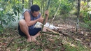 Primitive Skills Trapping and Hunting, live videos in forest   Live1