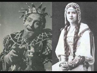 Leonard Warren Bidu Sayão - Rigoletto Act 1 finale (1945 live)