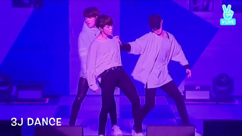 Jungkook, Jimin, JHope (3J) Dance- BTS Home Party
