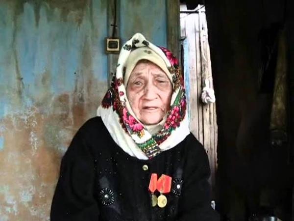 Ветераны из Башкирии благодарят Путина за заботу.wmv