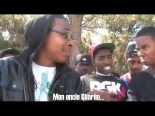 [FR] Rap Battle Parody 1 (Supa Hot Fire VS B Bone)