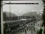 Советские железные дороги в 1960-ех гг. Фильм иностранного производства
