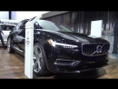 2018 Volvo S90 T8 Twin Engine - Exterior And Interior Walkaround