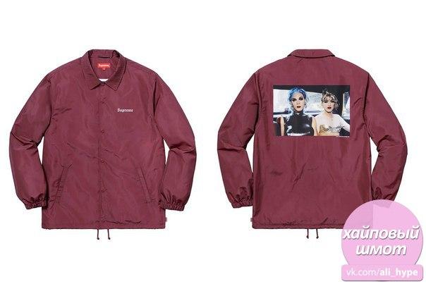 Куртки Supreme - 2781 руб
