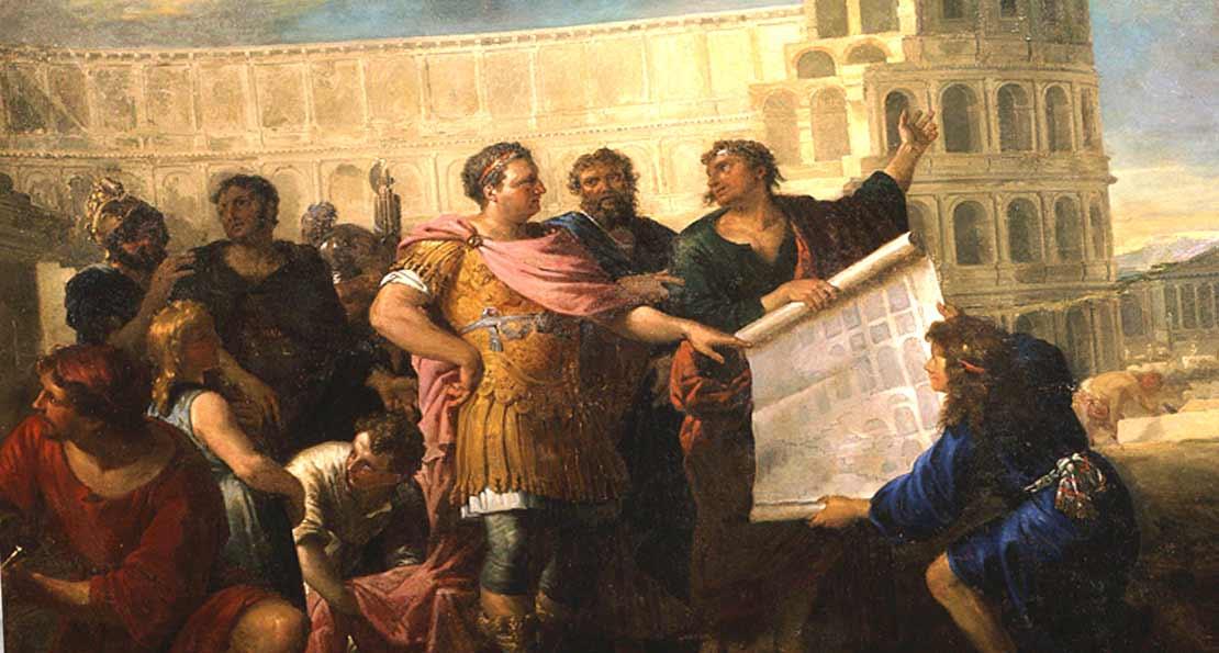 Строители Рима