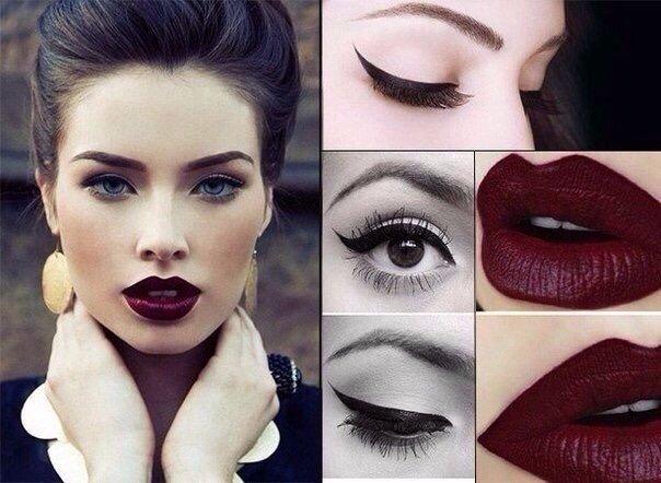 Идеальный макияж (1 фото)