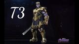 Marvel Future Fight T3 Thanos EndGame King of PVP