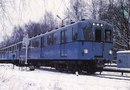 Н. Начало действия радиопоездной связи (с 1965 года - на всех линиях) .