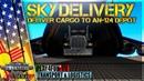 🔴 AMERICAN TRUCK SIMULATOR | Delivery cargo to An-124 depot - ALBUQUERQUE | (DLC) NEW MEXICO