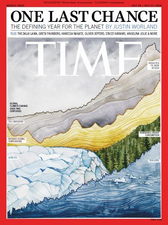 Time USA - 20.07.2020