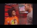 DX, Edge The McMahons Backstage DX Ruins Vinces Private Plane_ Raw, Aug. 21,