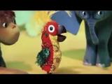 38 цельнометаллических попугаев