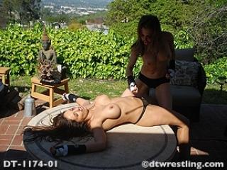 Francesca Le vs Erika Jordan