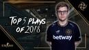 NiP Lekr0 – Top 5 Plays of 2018