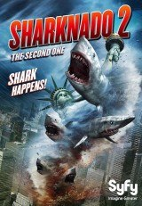 Sharknado 2: The Second One (2014) - Castellano