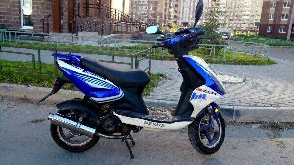 Продам скутер. Цена 20000.