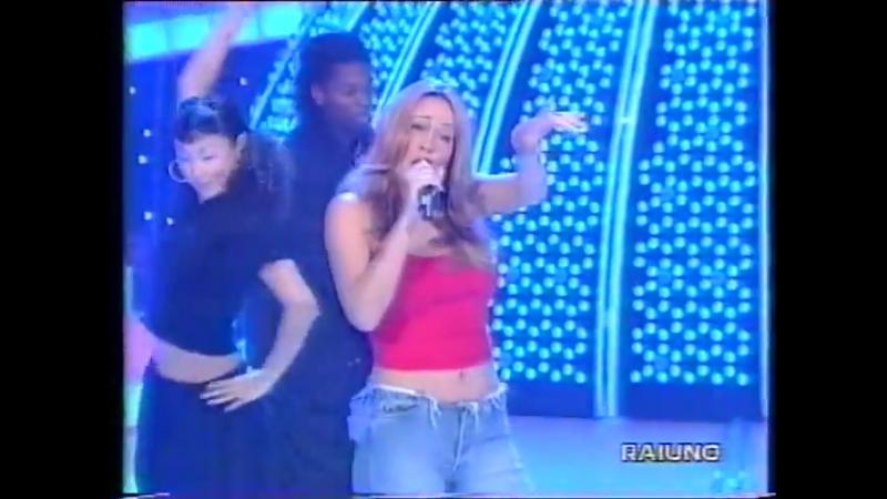 Mariah Carey - Heartbreaker (Carramba Che Fortuna 1999) Italy