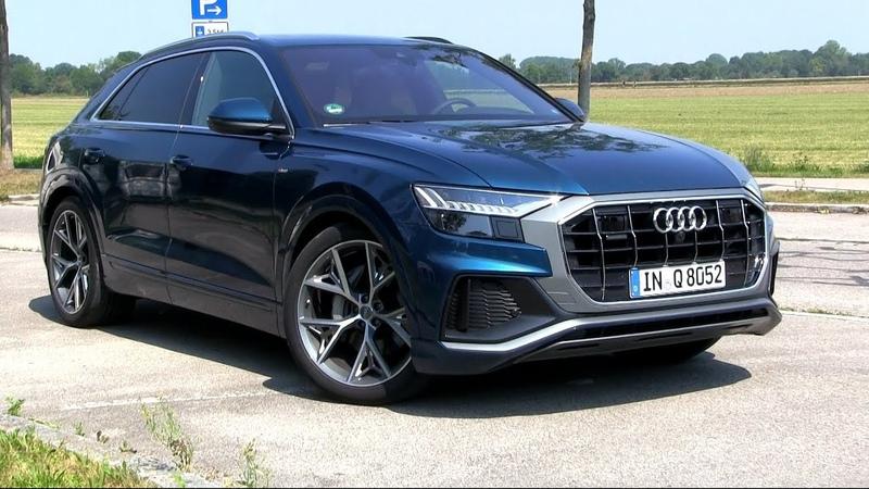 2018 Audi Q8 50 TDI (286 HP) TEST DRIVE