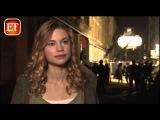 ET On the Set of VA Интервью актёров со съёмок + новые моменты из фильма