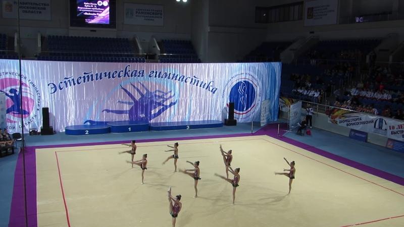Небеса-Созвездие 10-12 (Краснодар), ВС Надежды России 09.12.2018, г. Раменское
