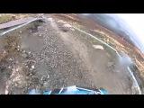 Ben Cathro BDS Fort William Helmet Cam 2013