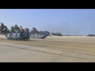 Видеодневник Армейских международных игр-2018 (7 августа)