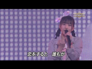 HKT48 - Romantic Byou (Request Hour 2018)