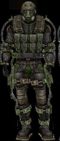 военные сталкеры комбинезоны