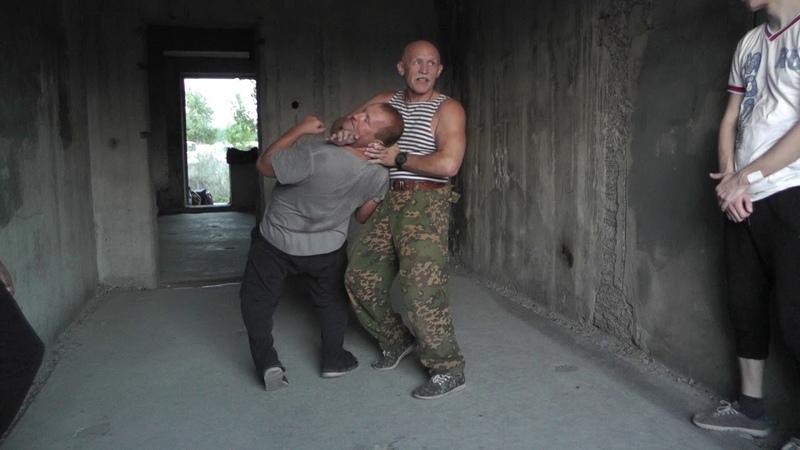 В Н Крючков САО Стрела Рикошет использование двух рук