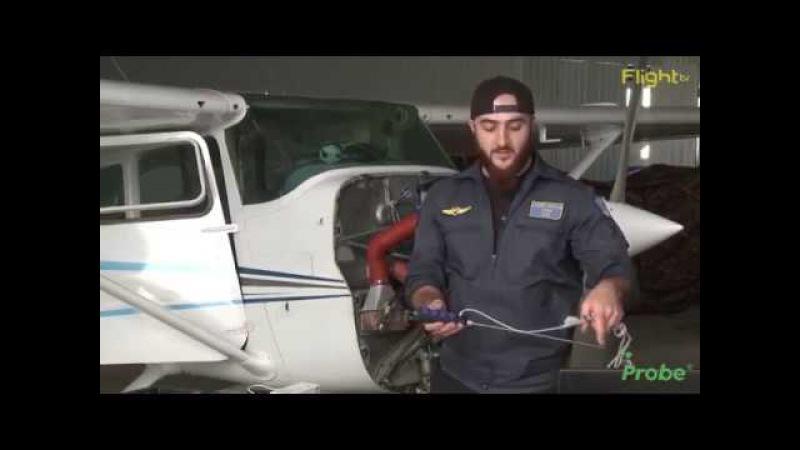 Видеоэндоскопы jProbe ST / NT для малой авиации и диагностики автомобиля