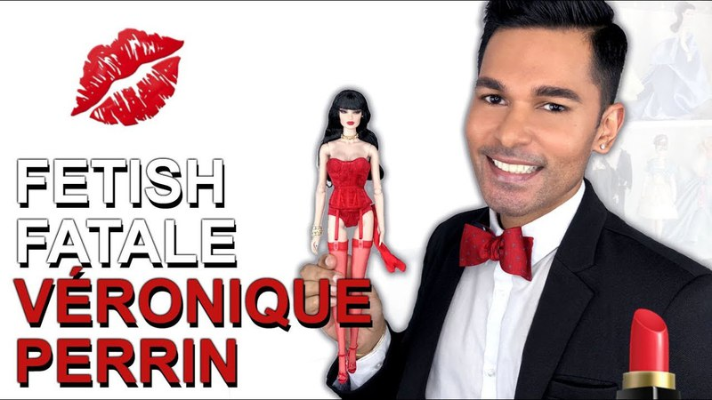 FETISH FATALE VÉRONIQUE PERRIN Fashion Royalty Doll - Integrity Toys - Review