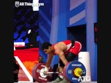 Mohamed Ehab - 173 snatch