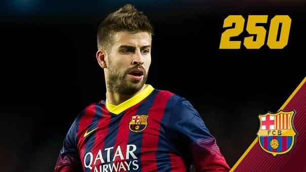 """Официально : """"Барселона"""" договорилась с Пике о продлении контракта до 2019 года"""
