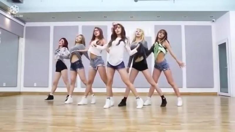 Современный танец в исполнении японок