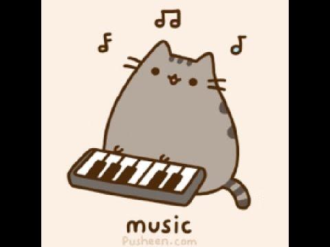 Pusheen Cat Music