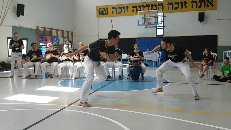 Campeonato cordao de ouro israel 2018 Final Juvenil