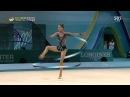 13 08 30 세계선수권 대회 개인종합 결선 05 손연재 리본 1R 순위 Yeon Jae Son ribbon Individual All Around Final