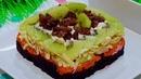 Салат Море вкуса Салат из свеклы киви и сыра подойдет как на ужин так и на праздник