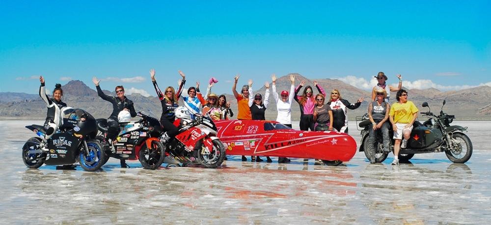 Событие Bonneville Motorcycle Speed Trials 2020 отменили