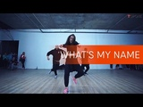 Rihanna feat. Drake What's my name jazz-funk choreography by Yulia Henry