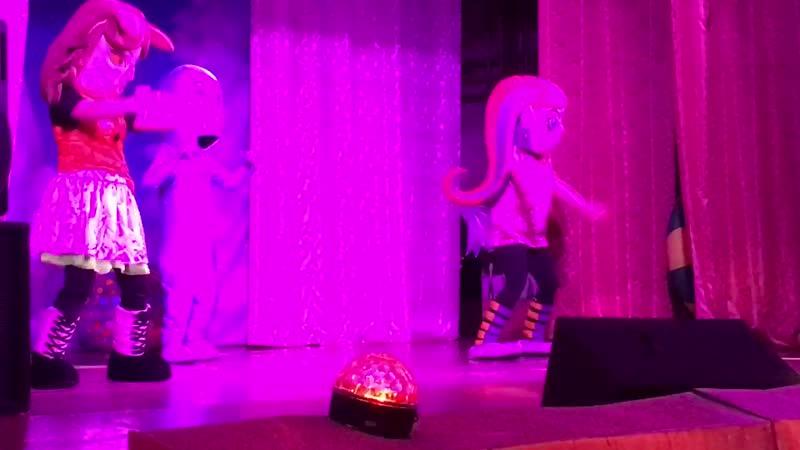 Заклинский сельский Дом культуры Детское музыкально театральное представление Школа привидений от продюсерского центра АРТ Кол