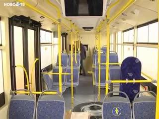 В новокузнецк привезли новые современные троллейбусы