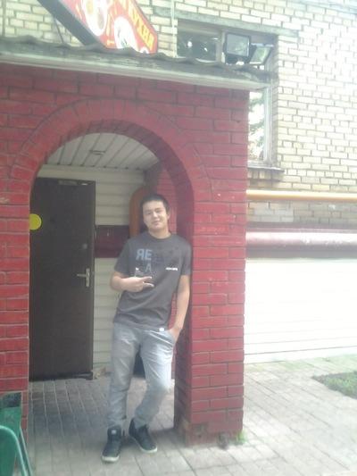 Фахридин Хайдаров, 21 сентября 1994, Оренбург, id195046816