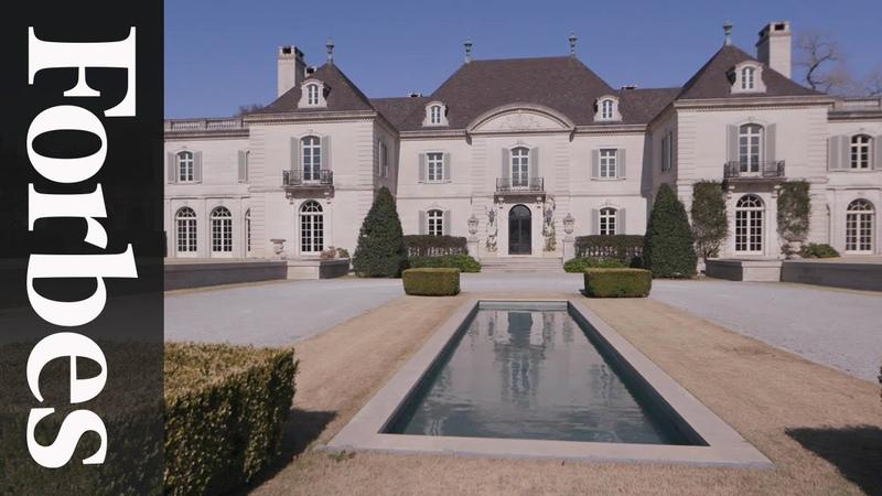 Billionaire Andy Beals $36 Million Dallas Flip | Forbes Life