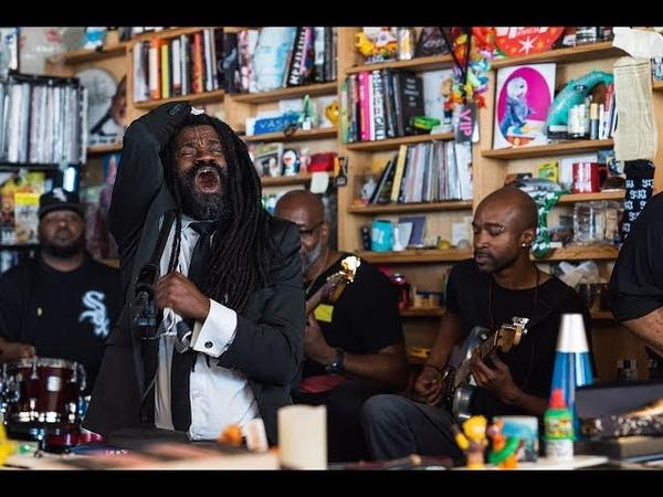 Rev. Sekou And The Seal Breakers: NPR Music Tiny Desk Concert