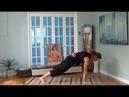 Nithyananda Yoga - Shoulders strength Hamstrings flexibility - YouTube
