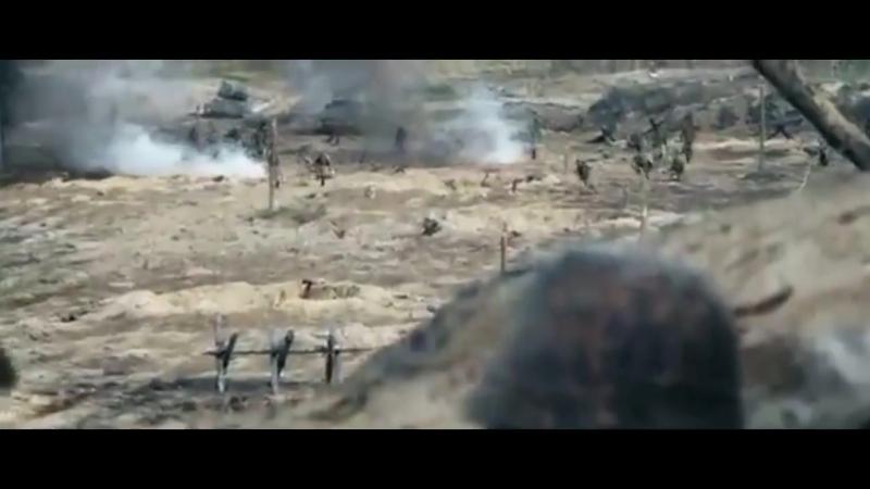 Бой эстонских СС против Красной Армии '1944'