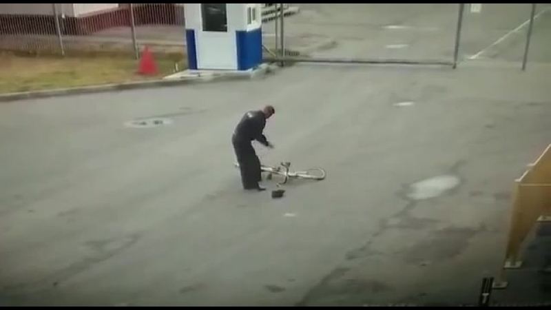 Авария на ровном месте VIDEO ВАРЕНЬЕ