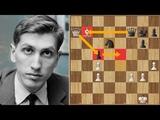 The Saga Begins Fischer vs Heubner Palma de Mallorca Interzonal (1970)